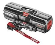Warn Axon 4500lb Winch With Syn Rope And Mount - 2009-2016 Kubota Rtv500