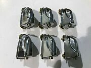 Sonor Force 505 Tom Drum Spares Lugs 35mm Hardware Set Of 6 Lu645