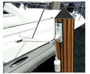 Centerboat-n-slip Protect Your Boat From Dock And Piling Damage.