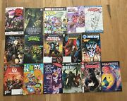Nycc Sdcc Marvel Dc Idw Dark Horse Comic Book Set Lot Of 16 Brand New Never Read