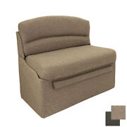 36 Rv Mobile Home Cloth Dinette Booth Seating Convert To Bed And Storage