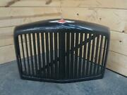 Front Radiator Grille Panel Assembly Masons Black Oem Bentley Turbo R 1991