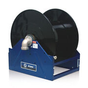 Graco 24r540 Xd80 Oil 1 Inlet/outlet Bare Reel Npt 115 Vac Electric Motor Blue