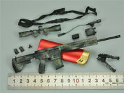 Hk417 Rifle Set For Easyandsimple Es 26033s French Special Forces Breaker 1/6