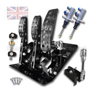 Fits Ford Escort Mk1-2 Floor Mounted Cable Pedal Box Kit Andndash Sportline 3-pedal
