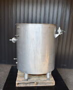 400 Gallon Stainless Steel Tank And Diaphragm Pump