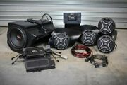 Ssv Works Rz3-5a Speaker System With Subwoofer For Rzr Xp4 1000/ Xp Turbo