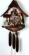 Cuckoo Clock Pitched Roof Clock Seller 5.0422.01.p New