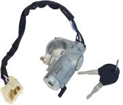 Us-231 Ignition Switch W/ Lock Cylinder 86-89 D21 All 90-96 Pathfinder Manual