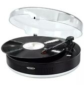 Jensen 3-speed Stereo Turntable With Bluetooth Jta-455 New In A Box