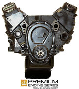 Cadillac 305 Engine 5.0 Chev 1991-92 Brougham New Reman Oem Replacement