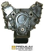 Buick 305 5.0 Engine Chev W/tinware 1987 Regal New Reman Oem Replacement