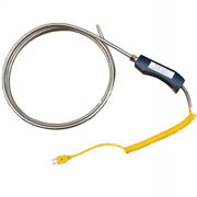 Thermocouple Probe Wrnk-187/104m Large Handle High Temperature Resistance 1100