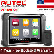Autel Maxisys Ms906bt Ms906ts Mk908 Mk808bt All System Obd2 Auto Diagnostic Tool