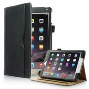 For Tablets Ipad/pro/air/mini Slim Elegant Cover Superior Leather Wallet Case