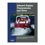 Clymer Service Repair Manual Inboard Engine Boat Transmission And Drive Ibs-3