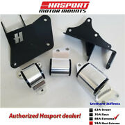 Hasport Mount Kit K-series Engine Swaps Into 01-05 For Civic Non-si Esk3-88a