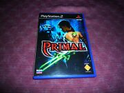 Primal Ps2 Rare Russian Release English And Russian Soundtext