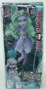 Monster High Haunted Getting Ghostly Twyla Doll New