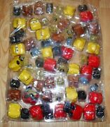 Disney Pixar Cars Mashems Squishy Pops 2 Pack Lot 72 Items Loose As Pictured