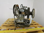 Wiedemann Ra41p 20 Position Indexing Tool Changer Assembly Turret Punch Press