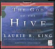 The God Of The Hive - Audio Cd By Laurie R. King - Good