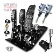 Fits Renault Clio Floor Mounted Cable Pedal Box Kit Andndash Sportline Ap Cylinders