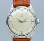 Omega Half Rotor 2635-1 Original Dial Automatic Winding Vintage Watch 1950and039s