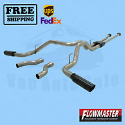 Exhaust System Kit Flowmaster For Toyota Tundra 2009-2019