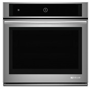 Jenn-air Jjw2430ds 30andrdquo Single Wall Oven With Multimode Convection System Black