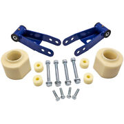 Front 3'' Rear 2'' Level Lift Kit Spacers Fit Jeep Cherokee Xj 1984-2000 1986 87