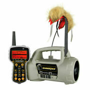 Foxpro Hammerjack Predator Coyote Game Call W/decoy And Remote 100 Sounds Refurb