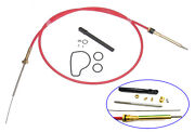 Lower Shift Cable Assembly Omc Cobra Sterndrive Replaces 987661 986654 987498