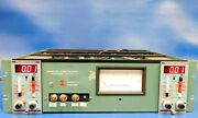 Unholtz-dickie Model D33pm Signal Conditioner W Endevco 28660 Mainframe Untested