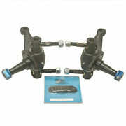 Vw Stock Height Heavy Duty Combo Spindle Kit For International Tie Rod Ends