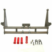6 Inch Wider Vw Front Adjustable Axle Beam Kit With 8 Inch Shock Towers
