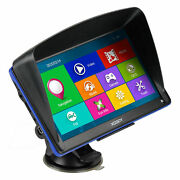 Gps Navigation Truck 7 Inch New 2019 Maps For Europe