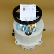 1pcs New For Siemens Electric Butterfly Valve Actuator Sql321b50 50nm 220v