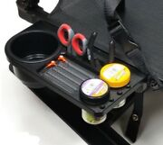 Cup Holder Tool Holder For Millennium Marine Boat Seats. No Drilling Required