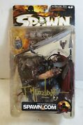 Signed Spawn Series 17 Medieval Spawn Ii Extremely Rare
