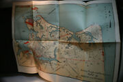 1907 Nice Bellamy Hough And Hardy's Map Of Norfolk Va And Vicinity Jamestown Expo