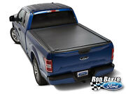 Oem Genuine 2015 - 2019 Ford F-150 Retractable Tonneau Cover For 8and039 Ft. Bed