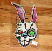 Borderlands 3 Rare Promo Rabbit Mask Collectible Ps4 Xbox One Playstation 4