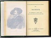 Illustrated Biographies Of The Great Artists Sir Peter Paul Rubens