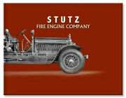 Collectible The Stutz Fire Engine Company A Pictorial History Hardcover Mint