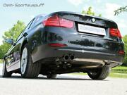 Iron Racing Complete System From Cat Bmw 3er F30 F31 330i 0 3/32x2.99in Sharp
