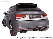 Remus Duplex Sports Exhaust System From Kat Audi S1 8x Per 0 3/32x4 1/32in From