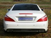 Iron Stainless Duplex Complete System From Catalyst Mercedes Sl 500 R231 2012