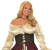 Medieval Pirate Wench Adult Plus Size Costume