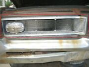 1964 Pontiac Grand Prix Right Grille Assembly With Turn Signal Light